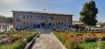 Супоридани бинои таълимӣ дар ноҳияи Муъминобод (лоиҳаи kfwIV-10)